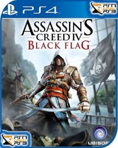 Assassins Creed IV Black Fla  Português PS4 - Psn