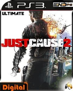 Just Cause 2 Ultimate - Ps3