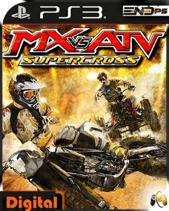 MX vs. ATV Supercross - Ps3