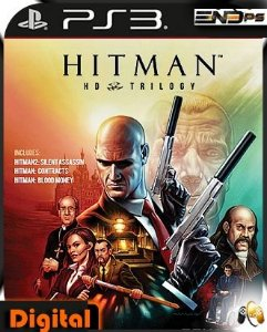 Hitman Trilogy HD - Ps3