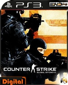 Counter-Strike: Global Offensive - Ps3