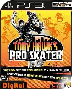 Pro Skater HD - Ps3