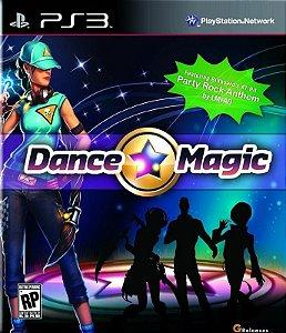 Dance Magic -  Ps3  -  Psngamesps3