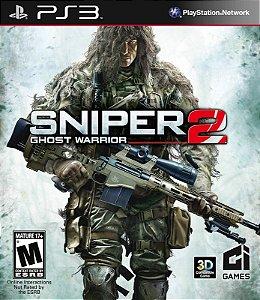 Sniper Ghost Warrior 2 - Ps3 - Psngamesps3