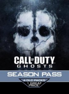 Season Pass Call of Duty: Ghosts - Ps3 ou Ps4