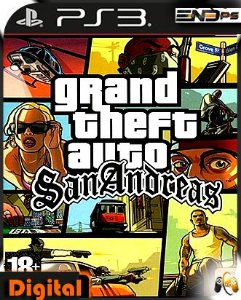 Gta: San Andreas - Ps3