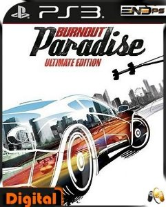 Burnout Paradise Ultimate Edition - Ps3