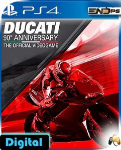 DUCATI - 90th Anniversary - Ps4