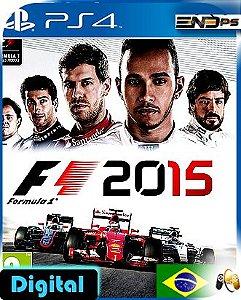F1- 2015 - Ps4