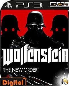Wolfenstein: The New Order - Ps3