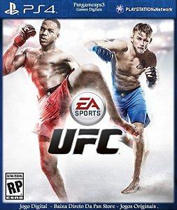 UFC - Ea Sports Em Português - Ps4