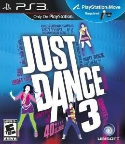Just Dance 3 - Move - Ps3