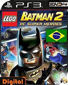 Batman 2 Lego: Dc Super Heroes