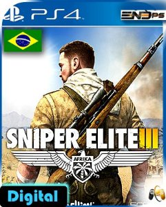 Sniper Elite 3 - Primaria - Ps4
