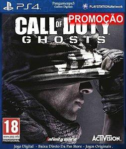 Call of Duty : Ghosts Em Português Ps4