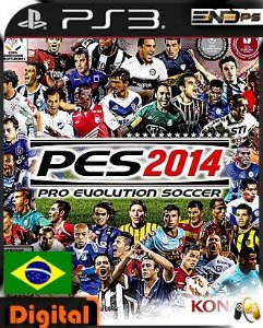 Pes 2014 - Pro Evolution 2014 - Ps3
