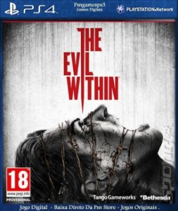 The Evil Within - Psn PS4