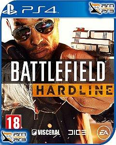 Battlefield Hardline Para Ps4 [ Psn ]