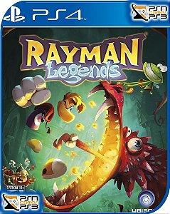 Rayman Legends Ps4 - Psn