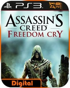Assassins Creed Freedom Cry - Ps3