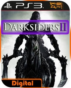DarkSiders ll - Dark Siders 2-  Ps3