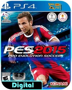 Pes 2015 - Pro Evolution 2015 - Ps4