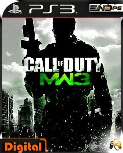 Call Of Duty Modern Warfare 3 - Mw3