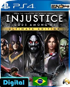 Injustice: Ultimate Edition - Ps4