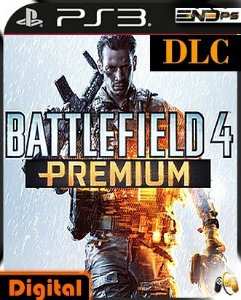 Dlc Premium Battlefield 4 - Ps3