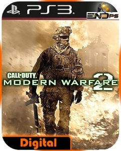 Call of Duty MW 2 Com Stimulus Package - Ps3