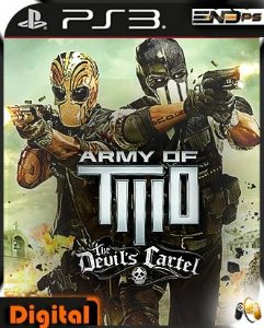 Army of TWO: The Devil's Cartel - Ps3