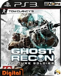 Ghost Recon: Future Soldier 3D - Ps3