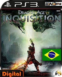 Dragon Age Inquisition DELUXE - Ps3