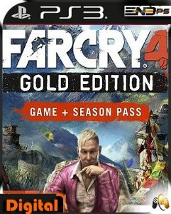Far Cry 4 GOLD - Ps3