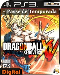 Dragon Ball Xenoverse + Passe de Temporada