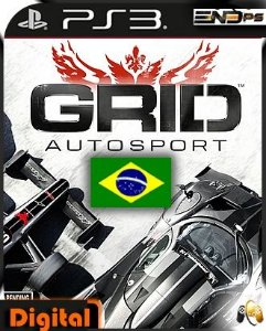 Grid Auto Sport - Ps3