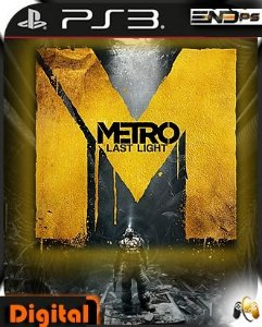 Metro Last Light - Ps3