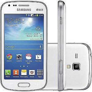 Smartphone Samsung Galaxy S Duos 2 Branco