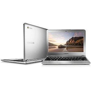 "Notebook Chromebook XE303C12-AD1BR 2GB 16GB Led 11,6"" Google Chrome OS - Samsung"