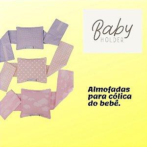 Almofada cólica do bebê