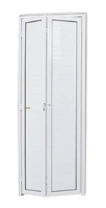 Porta Camarão Lambril em Alumínio Branco - Brimak L25