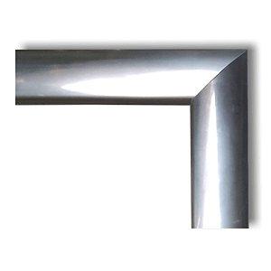 Kit Arremate em Alumínio Brilhante Para Porta de Correr / Balcão Brimak - Brimak