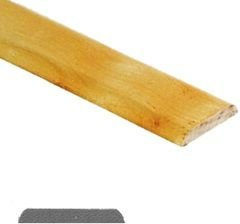 Jogo de Guarnição Lisa de 6,5 Cm P/ Porta Pivotante em Madeira Cedro Arana - Casmavi