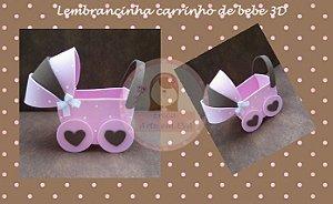 Lembrancinha  carrinho de bebe