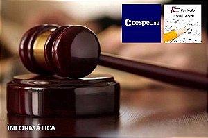 Apostila de Informática para concursos TRIBUNAIS - FCC e CESPE (indicado para TRE/PR e TRE/BA) atualizado em 22/06/2017