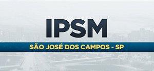 Instituto de Previdência do Servidor Municipal - São José dos Campos-SP (prova 28/01)
