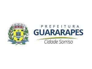 PREFEITURA MUNICIPAL DE GUARARAPES (vários cargos) - prova em 30/09
