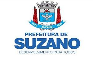 Prefeitura de Suzano - vários cargos (provas 21/10)