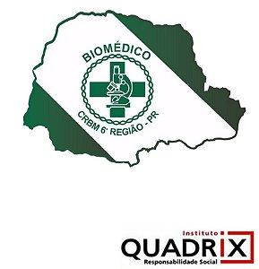 CRBM6/PR - Conselho Regional de Biomedicina da 6ª Região (prova 14/10)