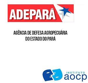 ADEPARÁ - AGÊNCIA ESTADUAL DE DEFESA AGROPECUÁRIA DO ESTADO DO PARÁ
